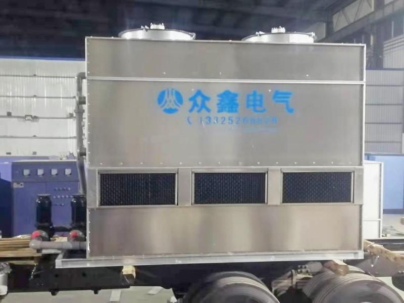 304不锈钢闭外壳式冷却塔